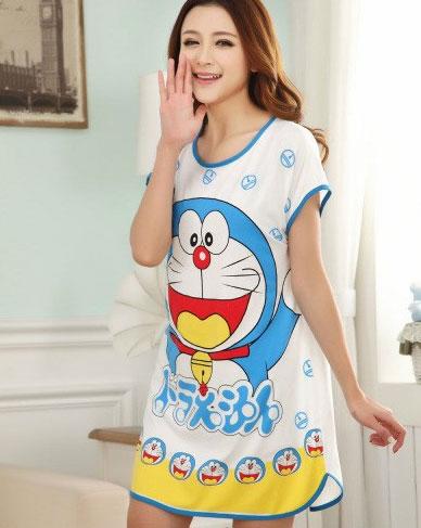 Pijama bumbac cu smiley character