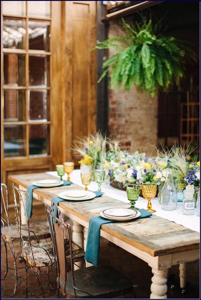 Tematica vintage pentru nunta mese