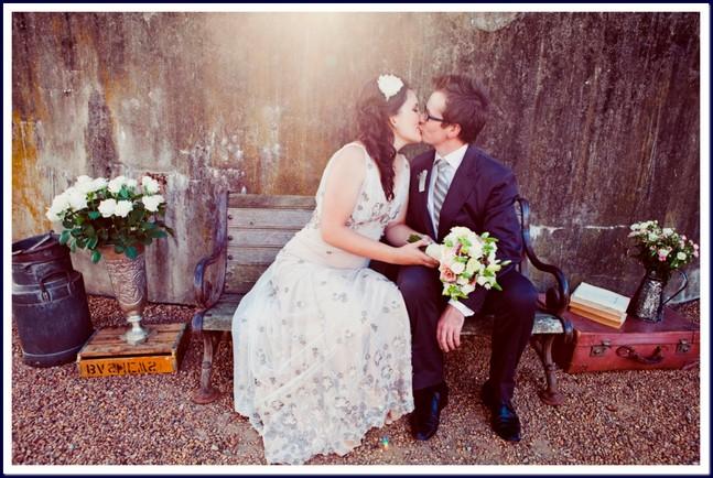 Tematica vintage pentru nunta