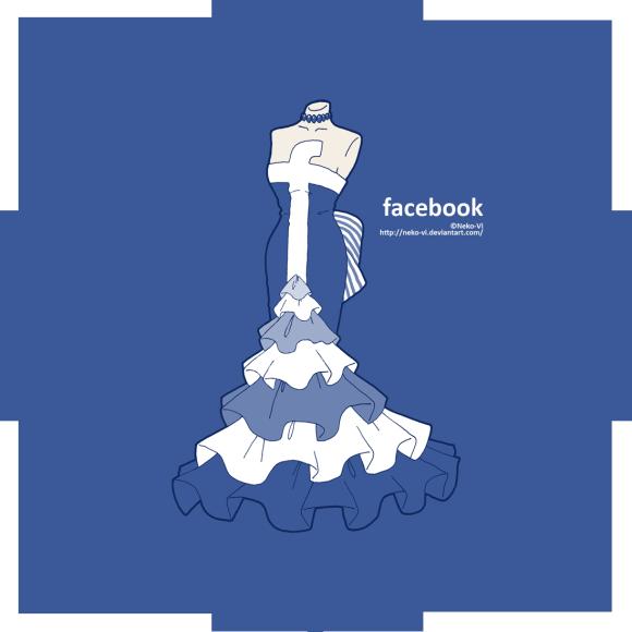 rochie facebook