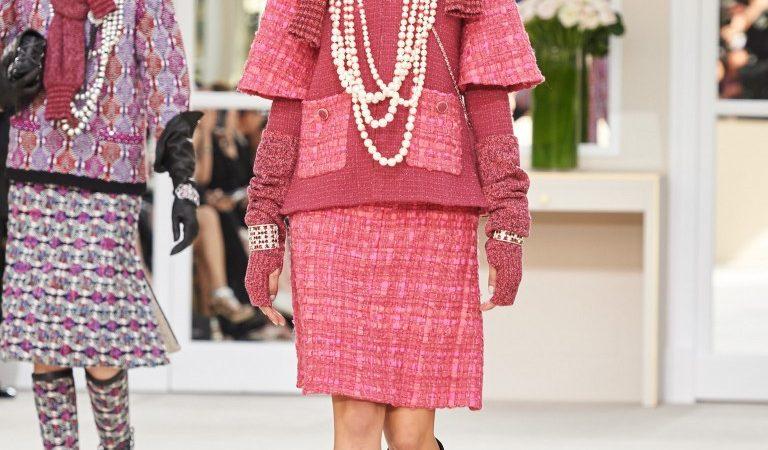 Colectia de toamna Chanel