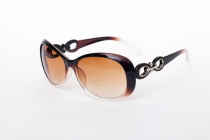 Ochelari de soare cu rama maro Vintage Sunglass