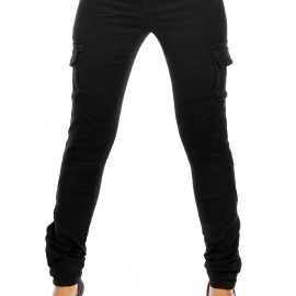 Jeans negru R.Display