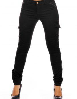 Jeans negru R.Display