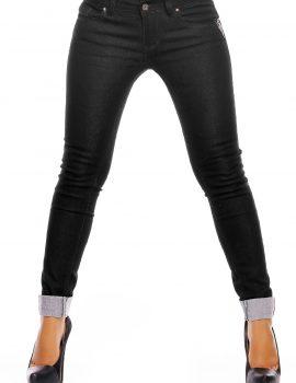 Jeans negru Just F