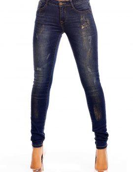 Jeans albastru Goldenim