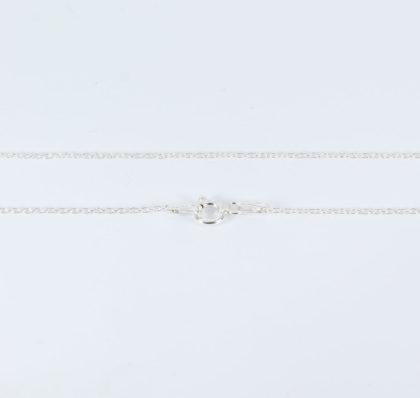 Lantisor argint 925 zale mici detaliu