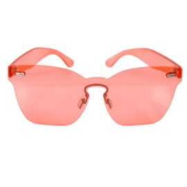 Ochelari de soare dama portocali Alexia
