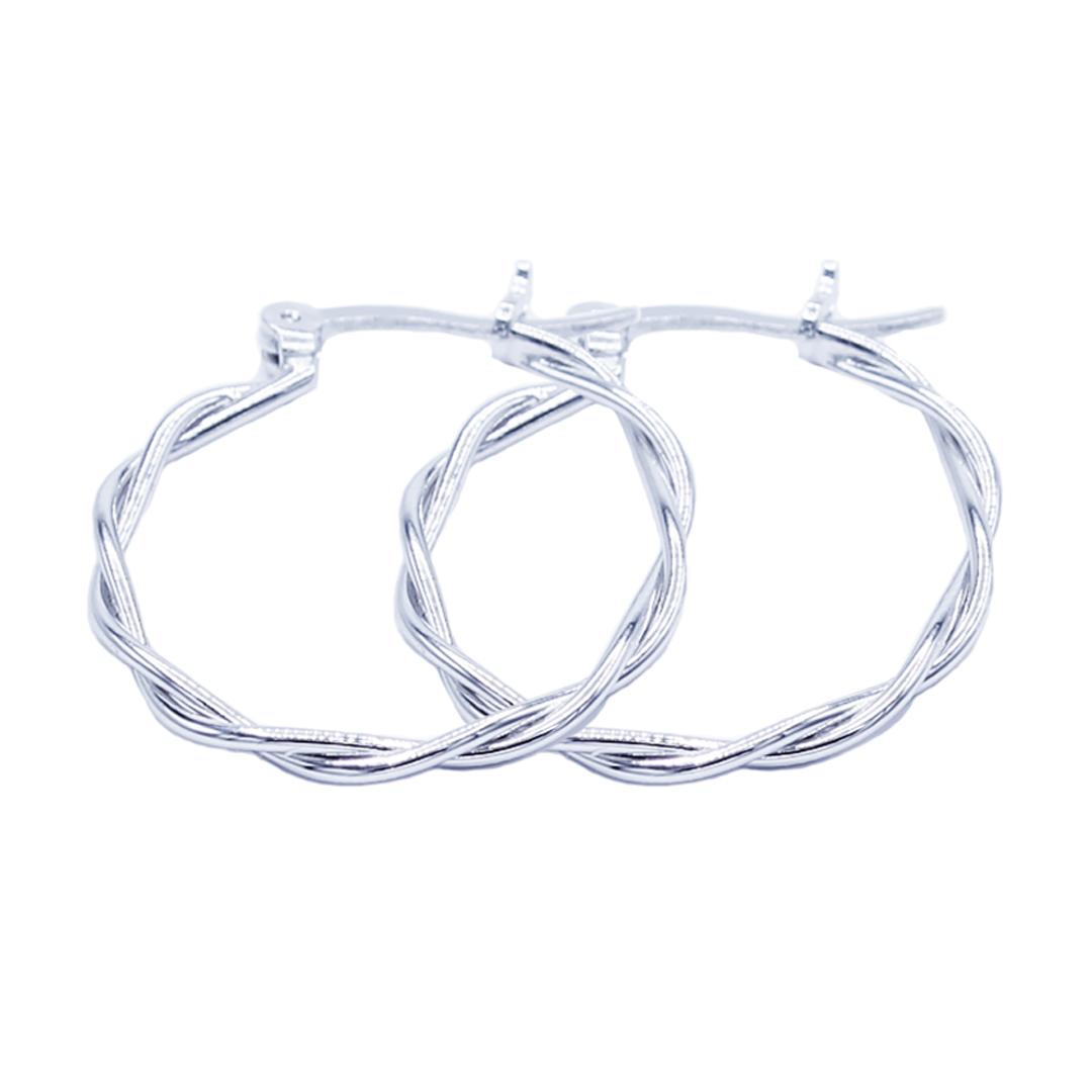 Cercei eleganti argint 925 cercuri