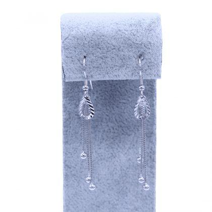 Cercei argint 925 model para