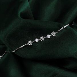 Bratara dama eleganta argint 925