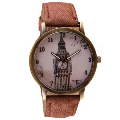 Ceas de mana maro retro clock tower