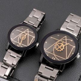 Ceasuri cuplu metalice mecanism deosebit