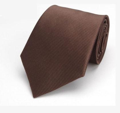 Cravata barbati eleganta maro