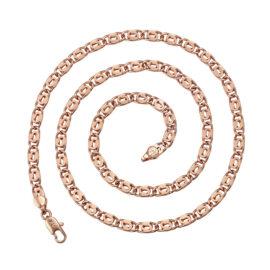 Lantisor model deosebit placat aur roze