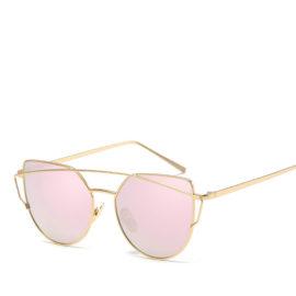 Ochelari de soare dama lentile roz Lane