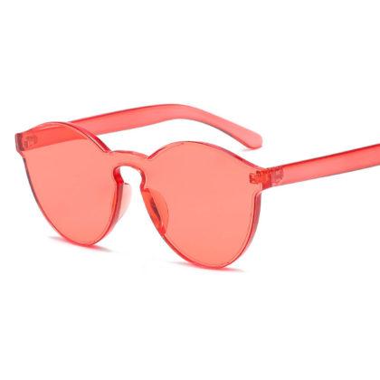Ochelari de soare dama rosii Elisa