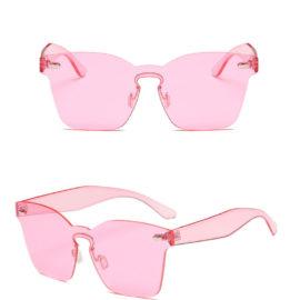 Ochelari de soare dama roz Alexia