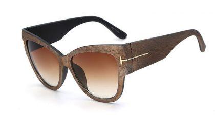 Ochelari de soare rame maro-aurii ProudDemon