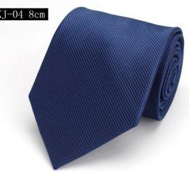 Cravata barbati eleganta albastra