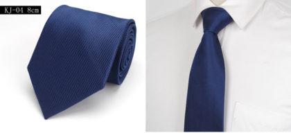 Cravata barbati eleganta albastra fata