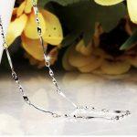 Colier Argint 925 Water drop