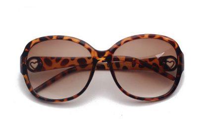 Ochelari dama Panddog leopard print fata
