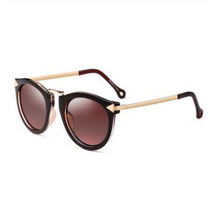 Ochelari de soare cu rama maro ProudDemon