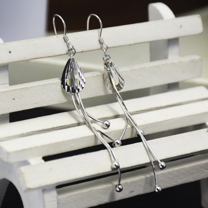 Cercei argint 925 model para model