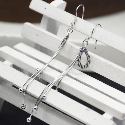 Cercei argint 925 model para profil