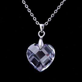 Colier argint 925 cristal Quartz