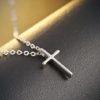 Colier argint 925 pandantiv cruciulita sus