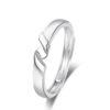 Inele de logodna ajustabile argint 925 el
