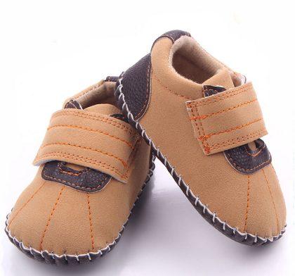 Pantofi bebelusi maro 0-6 luni