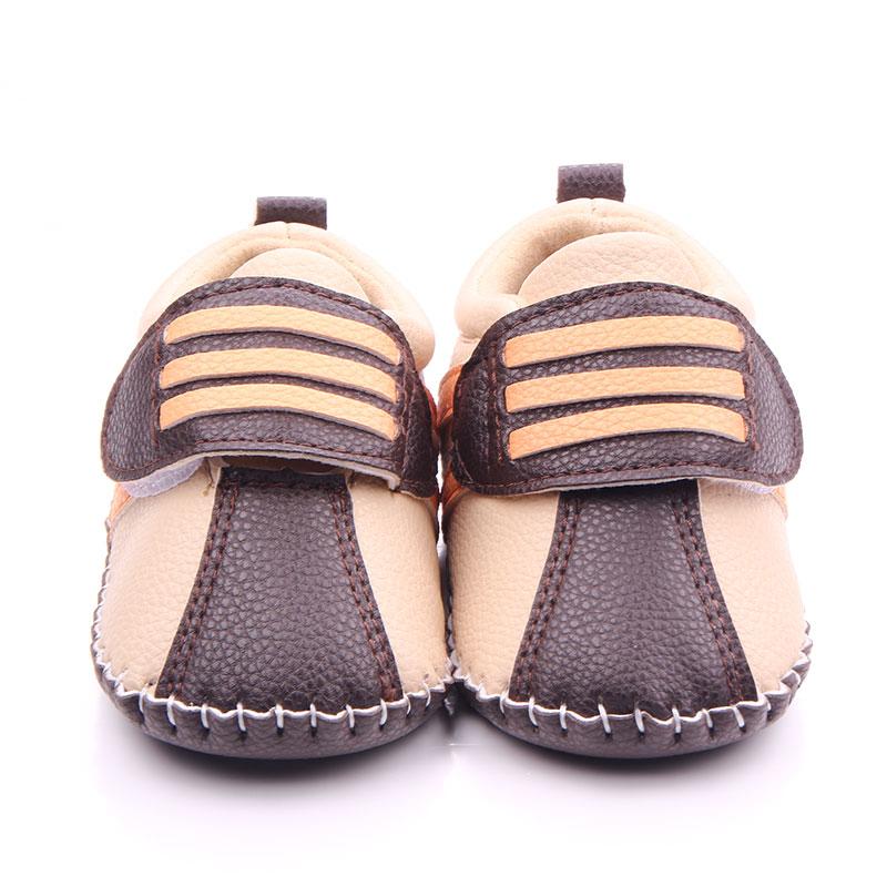 Pantofi bebelusi maro unisex