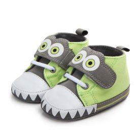 Pantofi unisex broscuta 0-6 luni
