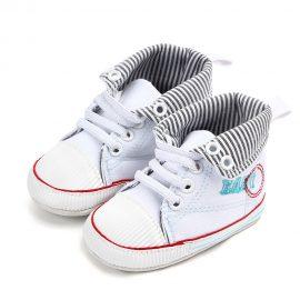Pantofi sport denim 0-6 luni