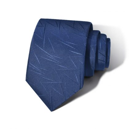 Cravata barbati albastra Alex