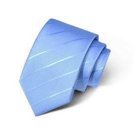 Cravata barbati albastra Gerard
