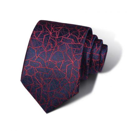 Cravata barbati bleumarin Andy