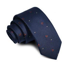 Cravata barbati bleumarin Darwin