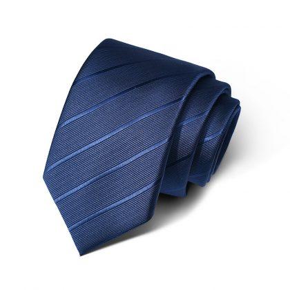 Cravata barbati bleumarin Gale