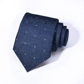 Cravata barbati bleumarin Hardy