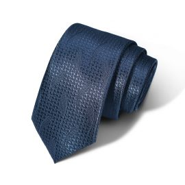 Cravata barbati bleumarin Henry