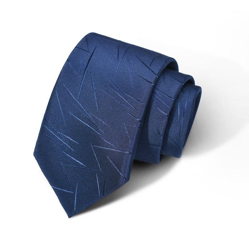 Cravata barbati bleumarin Hudson