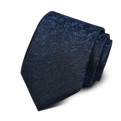 Cravata barbati bleumarin Lucian