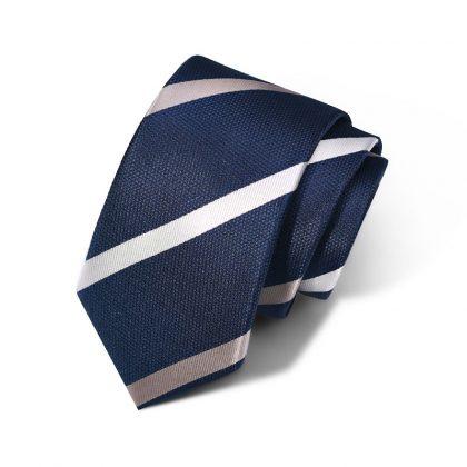 Cravata barbati bleumarin Philip