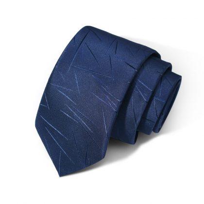 Cravata barbati bleumarin Theodor