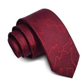 Cravata barbati bordo Colin