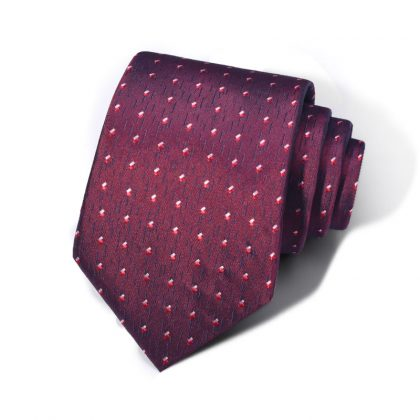 Cravata barbati bordo Oscar